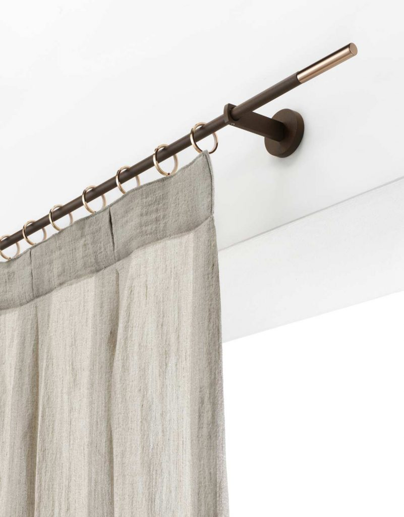Venestre designer curtain tracks and rods