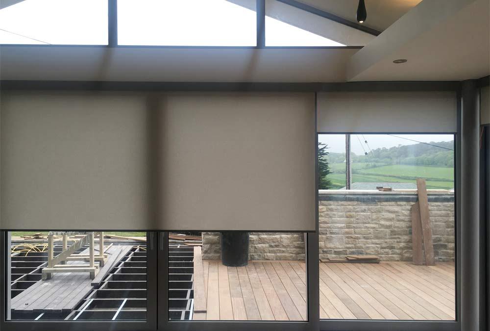 Large Windows Blinds Solutions Venestre